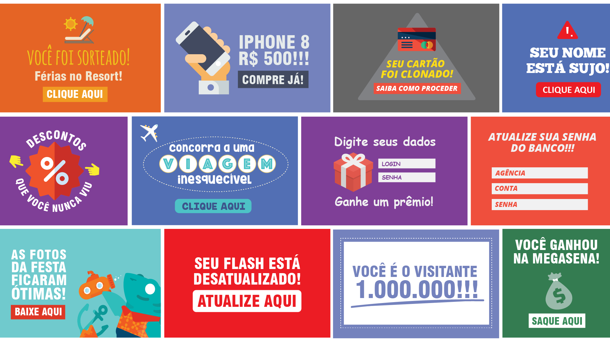Phishing Customizado